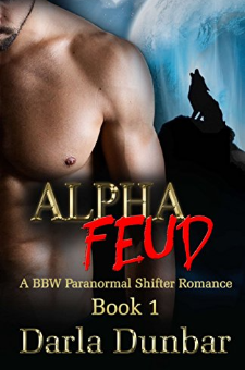Alpha Feud (Book 1)