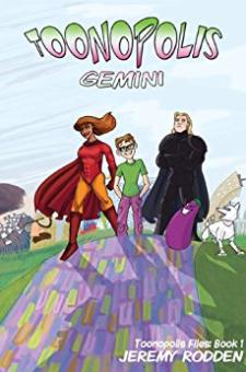 Toonopolis – Gemini (Book 1)