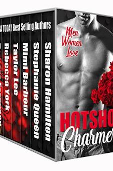Hotshot Charmers: Men Women Love (Hotshots, Book 2)