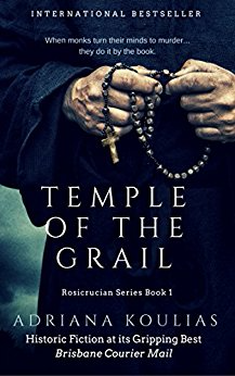 Temple of the Grail (Book 1)