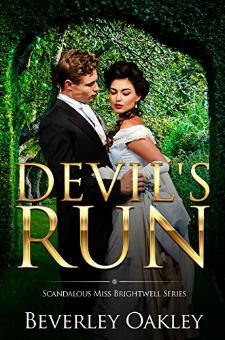 Devil's Run (Scandalous Miss Brightwell, Book 3)