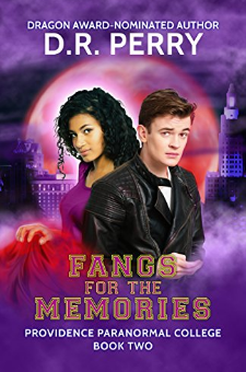 Fangs for the Memories (Book 2)
