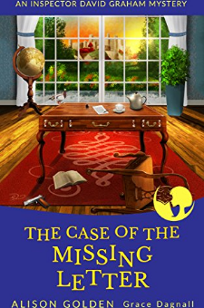 The Case of the Missing Letter (Book 5)