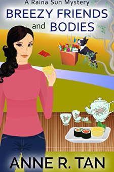 Breezy Friends and Bodies (Book 3)