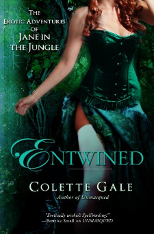 Entwined: Jane in the Jungle (The Erotic Adventures of Jane in the Jungle, Book 1)