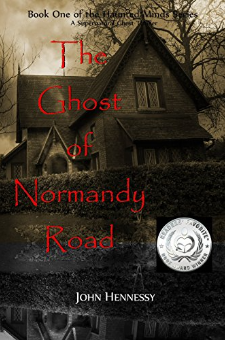 The Ghost of Normandy Road (Book 1)