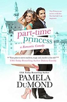 Part-Time Princess (Royally Wed, Book 1)