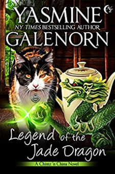Legend of the Jade Dragon (Chintz 'N China Series, Book 2)