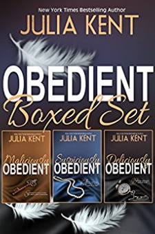 The Obedient (Books 1 – 3))