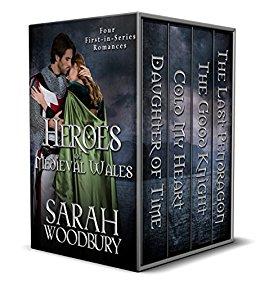 Heroes of Medieval Wales (Books 1 – 4)