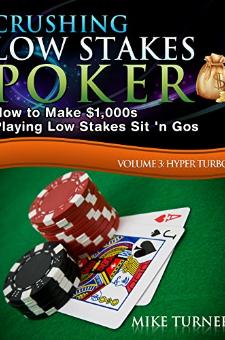 Crushing Low Stakes Poker