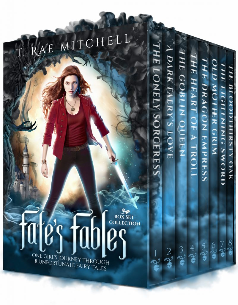 Fate's Fables (Box Set)