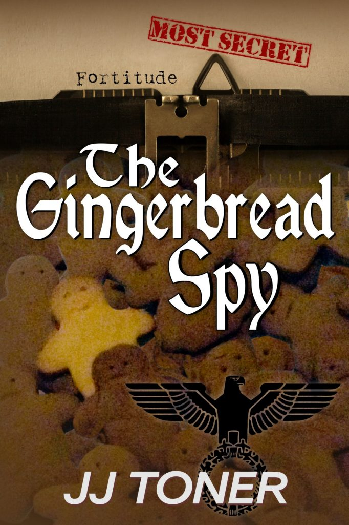The Gingerbread Spy (Book 4)