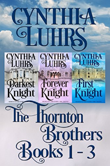 The Thornton Brothers (Books 1-3)