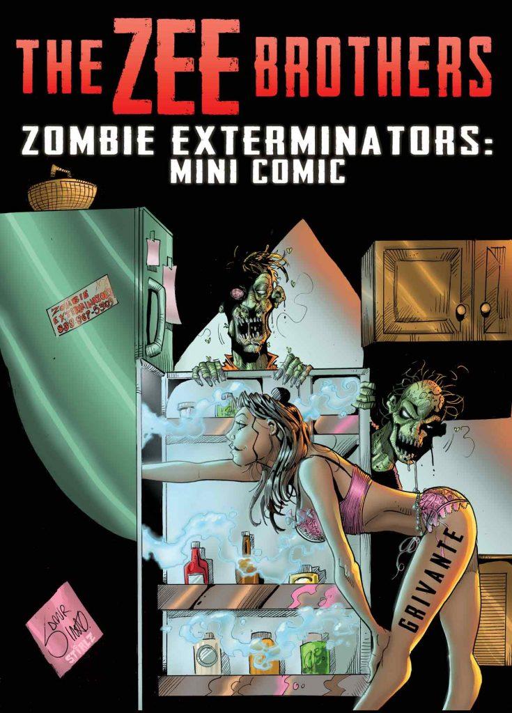 The Zee Brothers – Zombie Exterminators