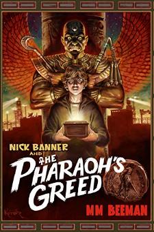 Nick Banner & the Pharaoh's Greed