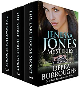 Jenessa Jones Mysteries (Boxed Set)