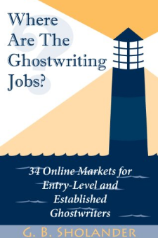 Where Are the Ghostwriting Jobs
