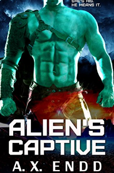 Alien's Captive