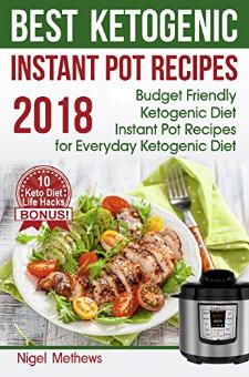 Best Ketogenic Instant Pot Recipes 2018