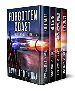 Forgotten Coast (Books 1-4)