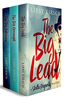 The Stella Reynolds Mystery Series (Books 1-3)