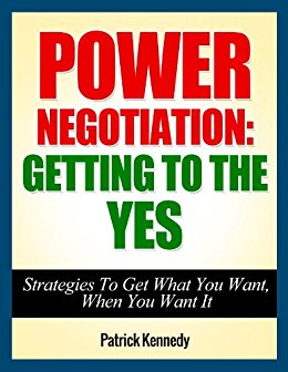 Power Negotiation: Getting to the Yes