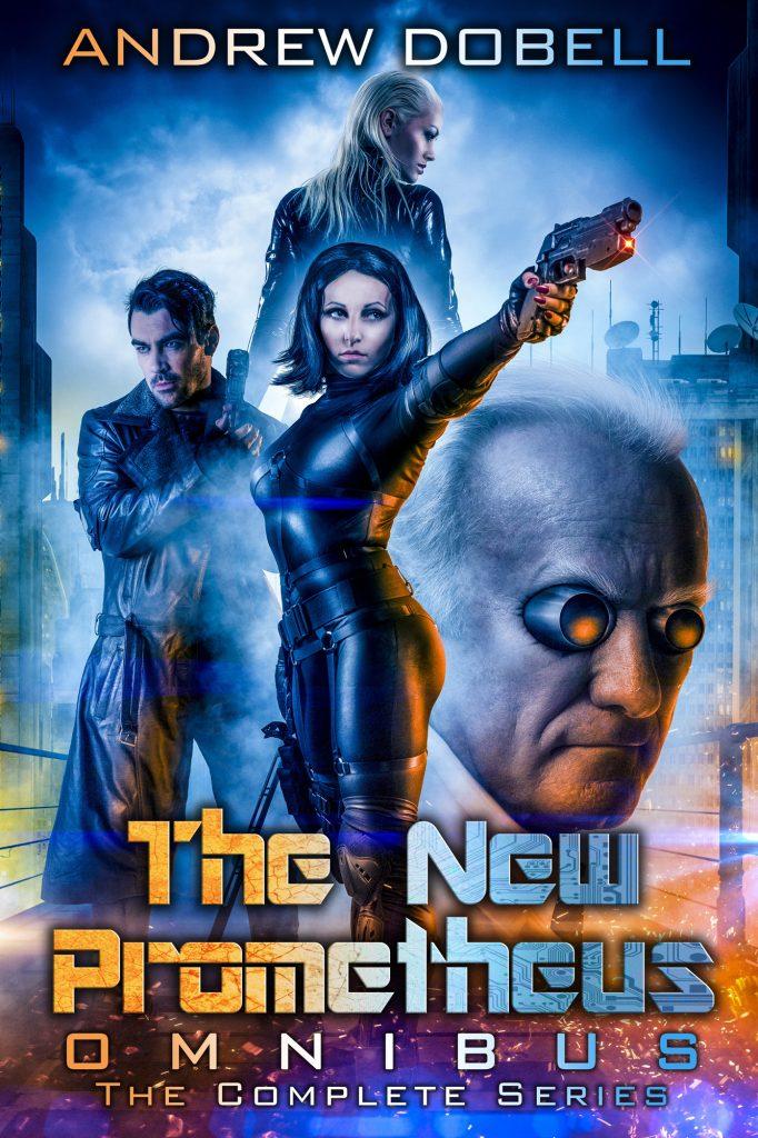 The New Prometheus Omnibus