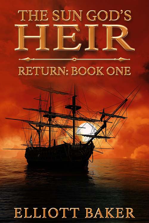The Sun God's Heir: Return
