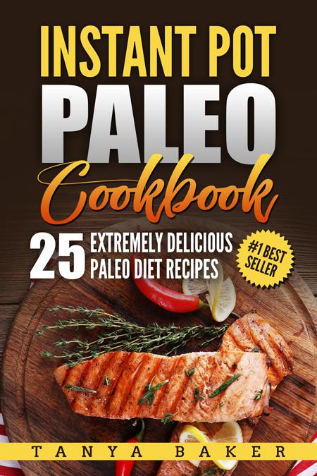 Instant Pot Paleo Cookbook