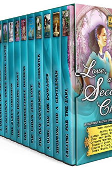 Love – A Second Chance (Springtime Collection)