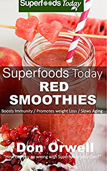 Superfoods Today Red Smoothies