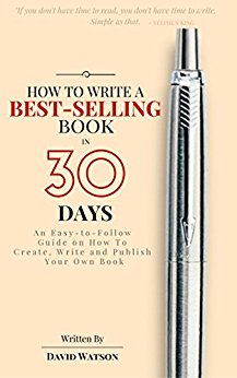 How to Write a Best-Selling Book in 30 Days