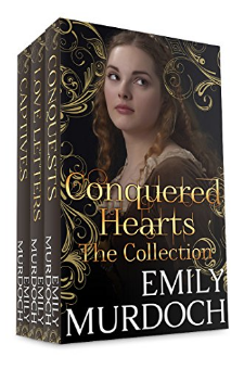 Conquered Hearts (Complete Boxed Set)