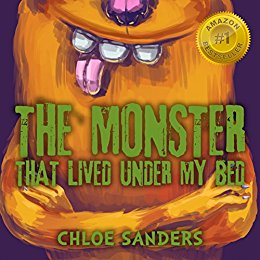 The Monster That Lived Under My Bed