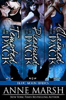 Blue Moon Brides (Boxed Set, Books 1-3)