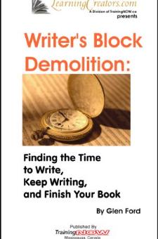 Writer's Block Demolition