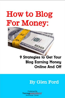 How to Blog for Money