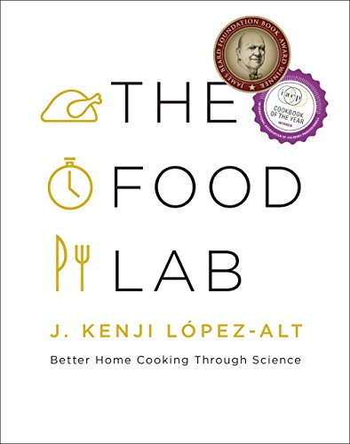 cooking and drinks books - The Flavor Bible