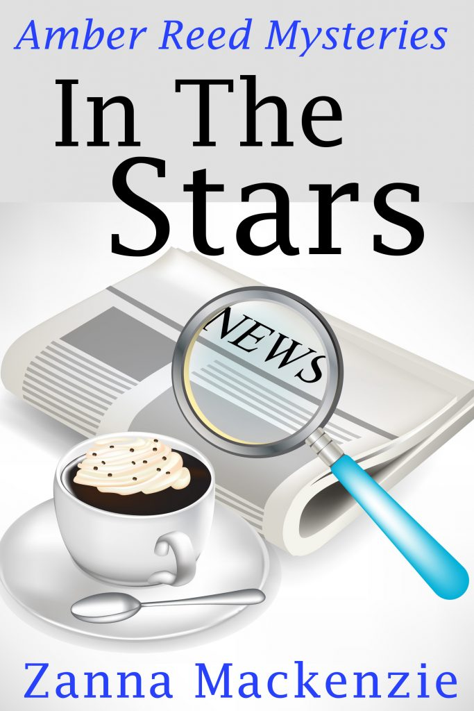 In The Stars (Amber Reed Mystery, Book 1)