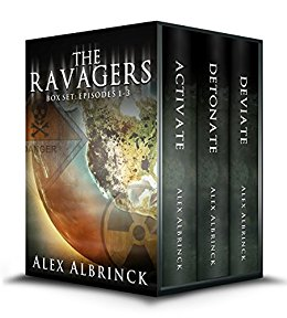 The Ravagers Box Set (Books 1-3)