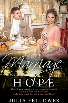 A Marriage Made In Hope