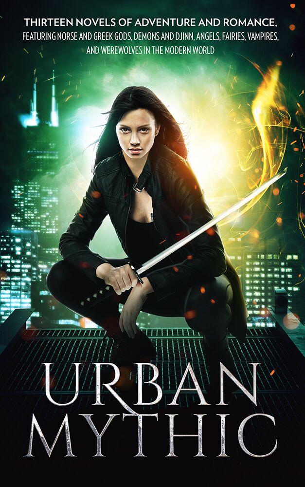 Urban Mythic (Box Set)
