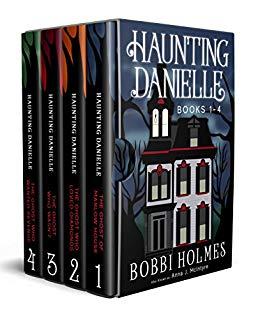 Haunting Danielle (Books 1-4)
