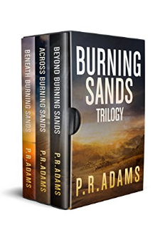 The Burning Sands Trilogy