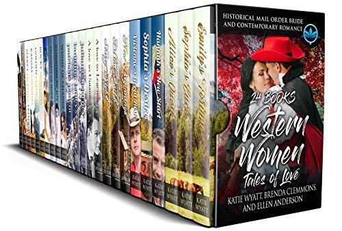 Western Women (Box Set)
