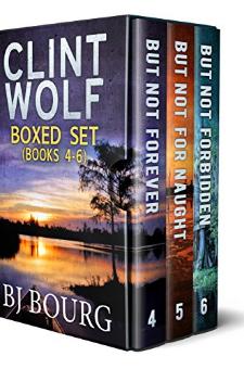 Clint Wolf (Books 4 – 6)