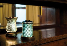 Lampshade Collection Warmers