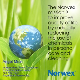 Do you love Norwex or know someone who does? Join us in sharing our mission!