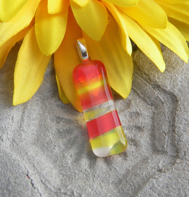 Etsy - Fused Glass Jewelry